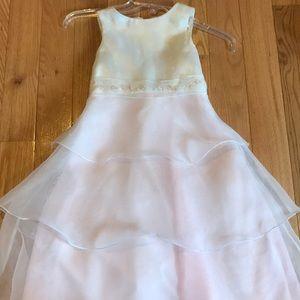 Other - Girls flower girl communion chiffon dress